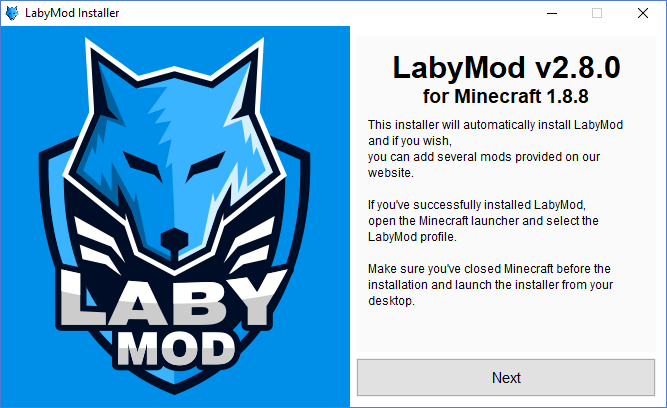 LabyMod AllInOne Modifikation Download CWBW DEINE CWBW SEITE - Minecraft namen fruher andern