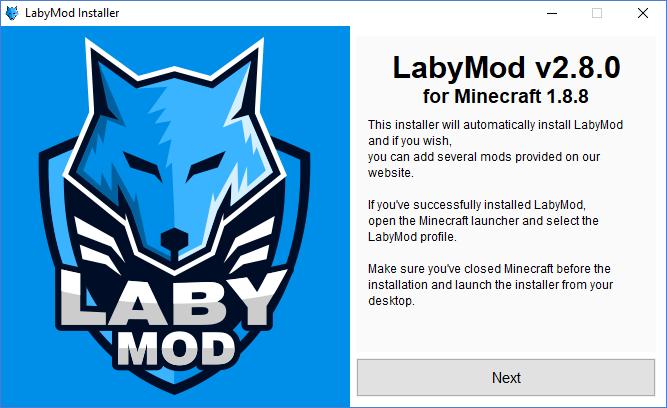 LabyMod AllInOne Modifikation Download CWBW DEINE CWBW SEITE - Minecraft chat namen farbe andern